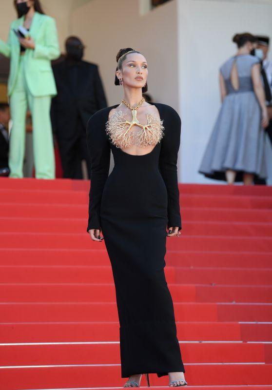 "Bella Hadid – ""Tre Piani (Three Floors)"" Screening at the 74th Cannes Film Festival"