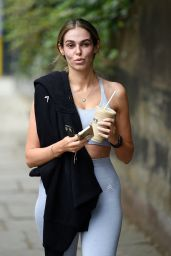 Beth Dunlavey and Paige Turle - Out in Manchester 07/27/2021