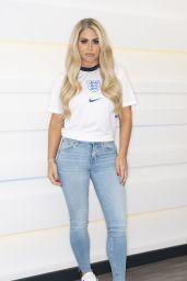 Bianca Gascoigne - This Morning TV Show in London 07/07/2021