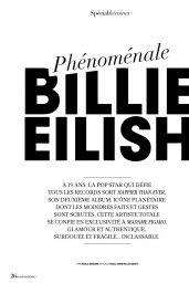 Billie Eilish - Madame Figaro 07/23/2021 Issue