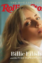 Billie Eilish - Rolling Stone June 2021 Issue