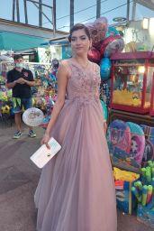 Blanca Blanco is Stylish - Cannes 07/13/2021