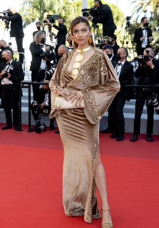 """Blanca Blanco - """"The Story of My Wife"""" Red Carpet at Cannes Film Festival"""