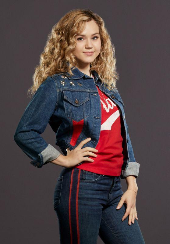 "Brec Bassinger - ""Stargirl"" Season 2 Promo Photo (2021)"