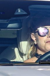 Britney Spears - Out in Thousand Oaks 07/27/2021