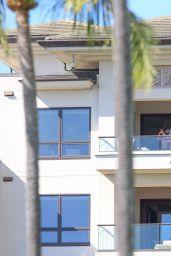 Britney Spears With Boyfriend Sam Asghari - Hawaii 06/30/2021