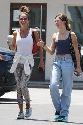 Brooke Burke Street Style - Malibu 07/21/2021