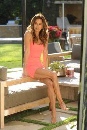 Brooke Burke - Video Interview in Malibu 06/09/2021