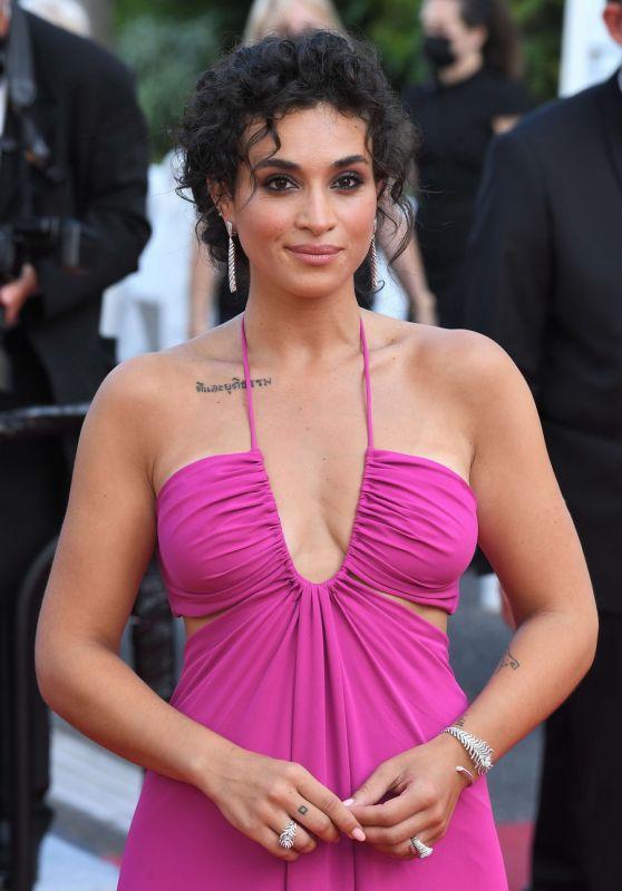 Camelia Jordana – 74th Annual Cannes Film Festival Opening Ceremony Red Carpet