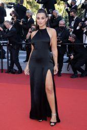"Camelia Jordana – ""De Son Vivant (Peaceful)"" Red Carpet at the 74th Cannes Film Festival"