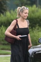 Cameron Diaz - Out in Beverly Hills 07/22/2021