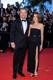 """Camille Cottin – """"Stillwater"""" Red Carpet at the 74th Cannes Film Festival"""