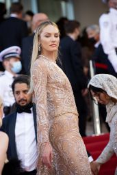 Candice Swanepoel – 74th Annual Cannes Film Festival Opening Ceremony Red Carpet