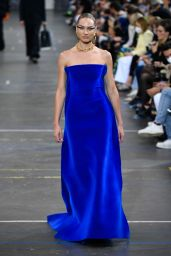 Candice Swanepoel - Off-White Fall Winter 2021/2022 Show At Paris Fashion Week