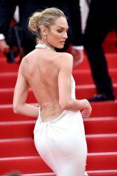 "Candice Swanepoel – ""Tout S'est Bien Passe"" Red Carpet at the 74th Cannes Film Festival"