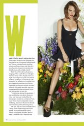 Cara Delevingne - Cosmopolitan Magazine July/August 2021 Issue