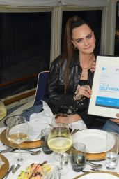 Cara Delevingne - Formula E Founder and Chairman Alejandro Agag Hosted Dinner in London 07/24/2021