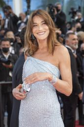 Carla Bruni - 74th Annual Cannes Film Festival Opening Ceremony Red Carpet