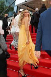 "Carla Ginola – ""Tout S'est Bien Passe"" Red Carpet at the 74th Cannes Film Festival"