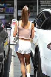 Chantel Jeffries - Out in West Hollywood 07/19/2021