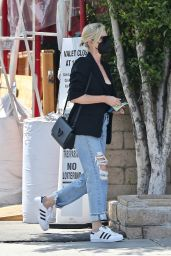 Charlize Theron - Shopping in Beverly Hills 07/16/2021
