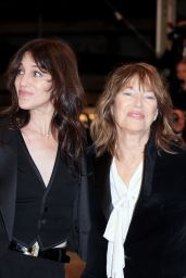"""Charlotte Gainsbourg and Jane Birkin - """"Jane by Charlotte"""" Screening at the 74th Cannes Film Festival 07/07/2021"""