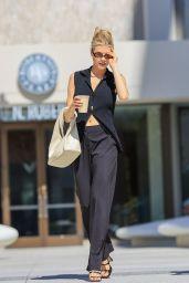 Charlotte McKinney at Blue Bottle in West Hollywood 07/28/2021