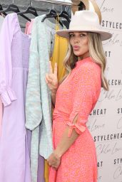 Chloe Lewis - Launching Her Brand New High Summer Collection in London 07/01/2021
