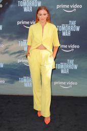 """Chloe Lukasiak – """"The Tomorrow War"""" Premiere in LA"""