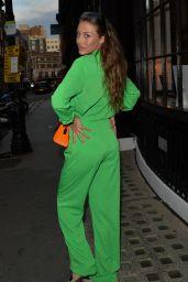 Chloe Veitch in London