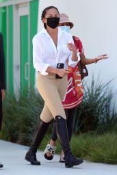 Chrissy Teigen Street Style - Los Angeles 07/20/2021