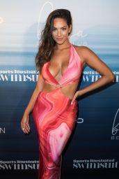 Christen Harper – Sports Illustrated Runway Show at Miami Swim Week 07/10/2021