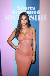 Christen Harper – Sports Illustrated Swimsuit 2021 Issue Concert in Miami 07/24/2021