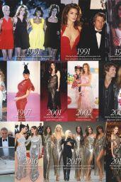 Cindy Crawford - Tatler Magazine UK September 2021 Issue