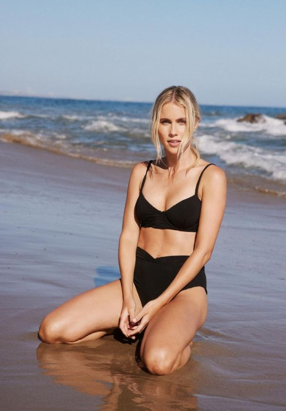 Claire Holt - Live Stream Video and Photos 07/12/2021