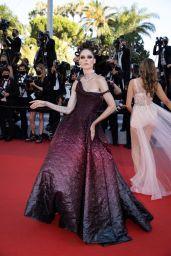 "Coco Rocha – ""Aline, The Voice Of Love"" Red Carpet at 74th Cannes Film Festival"