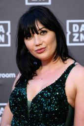 Daisy Lowe – Dazn x Matchroom VIP Launch Event in London 07/27/2021