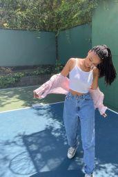 Daniella Perkins - Live Stream Video and Photos 07/26/2021