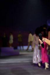 Delta Goodrem - Manning Cartell Runway - Afterpay Australian Fashion Week 2021