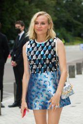Diane Kruger - Louis Vuitton Fragance Dinner at La Fondation Louis Vuitton in Paris 07/05/2021