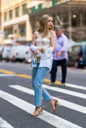 Dove Cameron - Out in NYC 07/16/2021