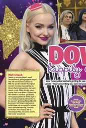Dove Cameron - Total Girl August 2021 Issue