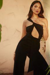 Eiza Gonzalez - Bvlgari Photoshoot July 2021