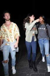 """Eiza Gonzalez - Space Jam """"Party in the Park After Dark"""" in Valencia, California 06/29/2021"""