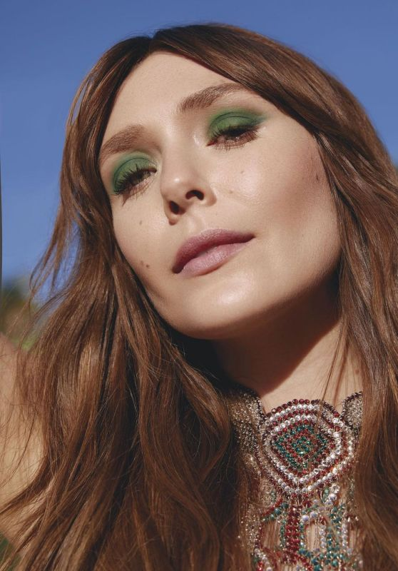 Elizabeth Olsen - Instyle Mexico July 2021