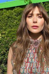 Elizabeth Olsen - Instyle Mexico July 2021 (more photos)