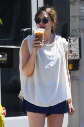 Elizabeth Olsen - Out in Los Angeles 07/02/2021