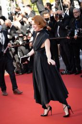 """Elodie Frege – """"Benedetta"""" Premiere at the 74th Cannes Film Festival"""