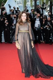 Elsa Zylberstein – 74th Annual Cannes Film Festival Opening Ceremony Red Carpet