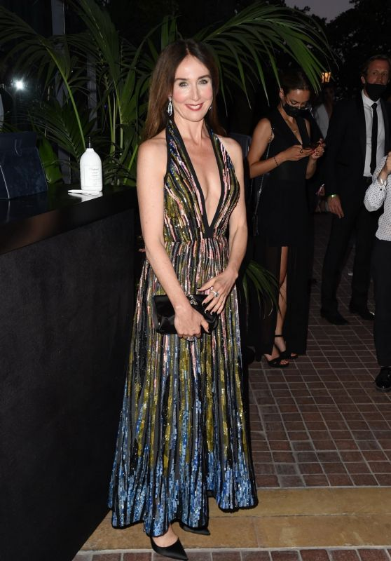 Elsa Zylberstein - The Chopard Party in Cannes 07/08/2021